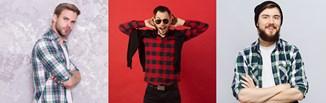 Męska koszula w kratę - jak ją nosić? Odkryj modne stylizacje na różne okazje!