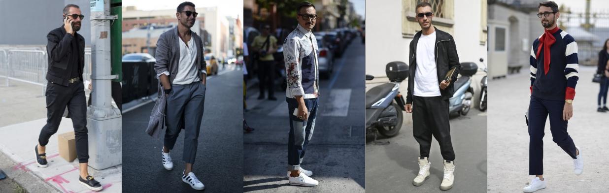 Męskie buty na lato sprawdź trendy 2017!