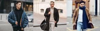 Moda męska na jesień-zimę 2020/2021. Przedstawiamy największe zestawienie trendów tego sezonu!