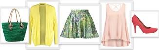 Moda na wiosnę rozmiar XL