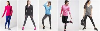 Moda sportowa: jogging