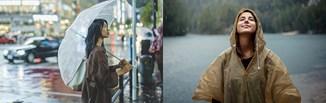 Moda z ulicy: jak pozostać modną w deszczową pogodę? Sprawdź najlepsze stylizacje na deszcz!