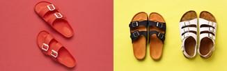 Modele klapków à la Birkenstock – buty na korkowej podeszwie dla fashionistek i minimalistek