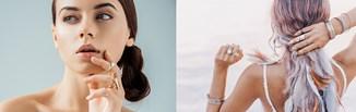 Modna biżuteria na wiosnę i lato 2021. TOP 7 propozycji, które dodadzą blasku Twoim stylizacjom