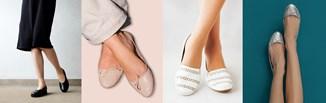 Modne baleriny damskie na wiosnę i lato 2021 – te płaskie buty królują w najnowszych trendach!