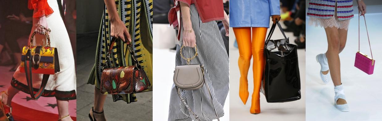 187812eccf67a Modne dodatki na wiosnę: torebki i plecaki - Trendy w modzie w Domodi