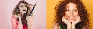 Modne fryzury dla kręconych włosów. Zobacz pomysły na uczesania dla posiadaczek loków!