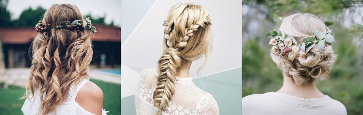 Modne fryzury ślubne 2020 - upięcia, warkocze, z welonem, wiankiem… Sprawdź top trendy!