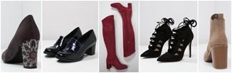 Modne jesienne buty