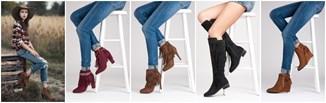 Must have: buty z frędzlami