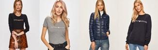 Na te hity stawiamy w tym sezonie - zobacz najmodniejsze bluzy, kurtki i t-shirty Emporio Armani!