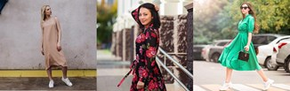 Najładniejsze sukienki na wiosnę i lato 2021. Jakie będą teraz najmodniejsze? [7 topowych modeli]