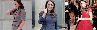 Najlepsze stylizacje Kate Middleton