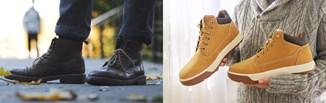 Najmodniejsze buty męskie na jesień 2021 – odkryj największe trendy sezonu!