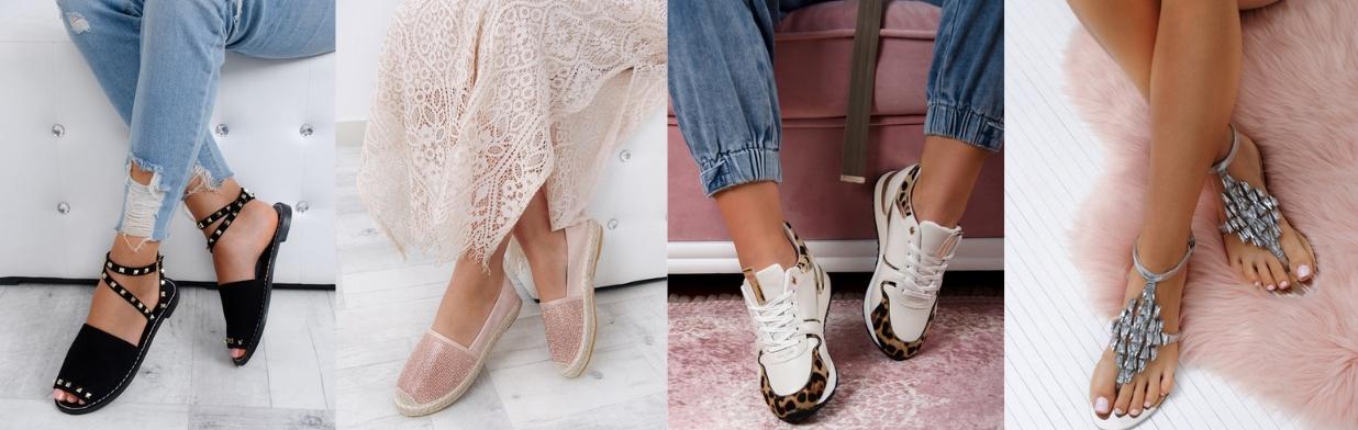 Drapieżna i romantyczna - buty od Madamrock