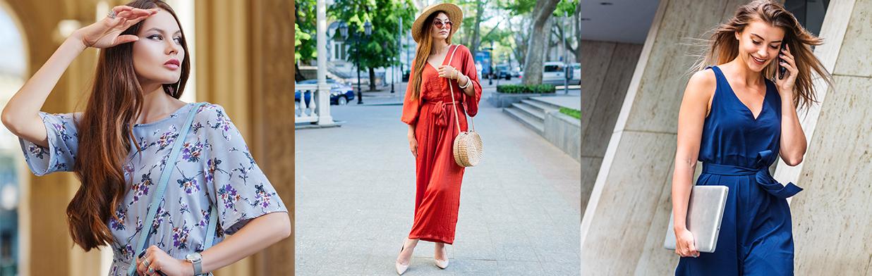 Najmodniejsze kombinezony damskie na wiosnę/lato 2020 - zobacz jaki kombinezon wybrać i z czym nosić