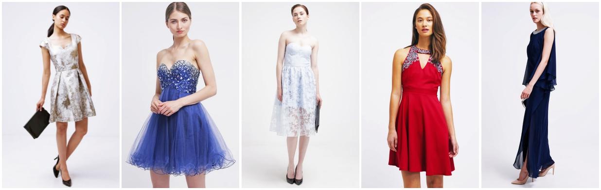 Najmodniejsze sukienki karnawałowe