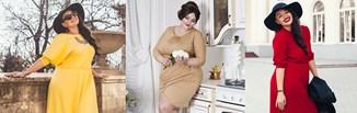 Modne sukienki na wesele dla puszystych - odkryj zjawiskowe kreacje wieczorowe XXL