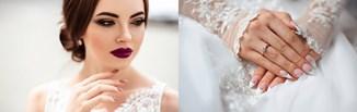 Najpiękniejsze paznokcie ślubne. Jaki manicure na ślub wybrać? Zobacz TE propozycje!