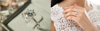 Najpiękniejsze pierścionki zaręczynowe 2020 - sprawdź, jakie pierścionki znalazły się w rankingu!