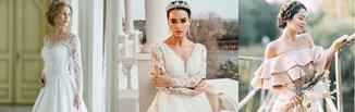 Najpiękniejsze suknie ślubne 2020. Poznaj najważniejsze trendy w modzie ślubnej na ten sezon!