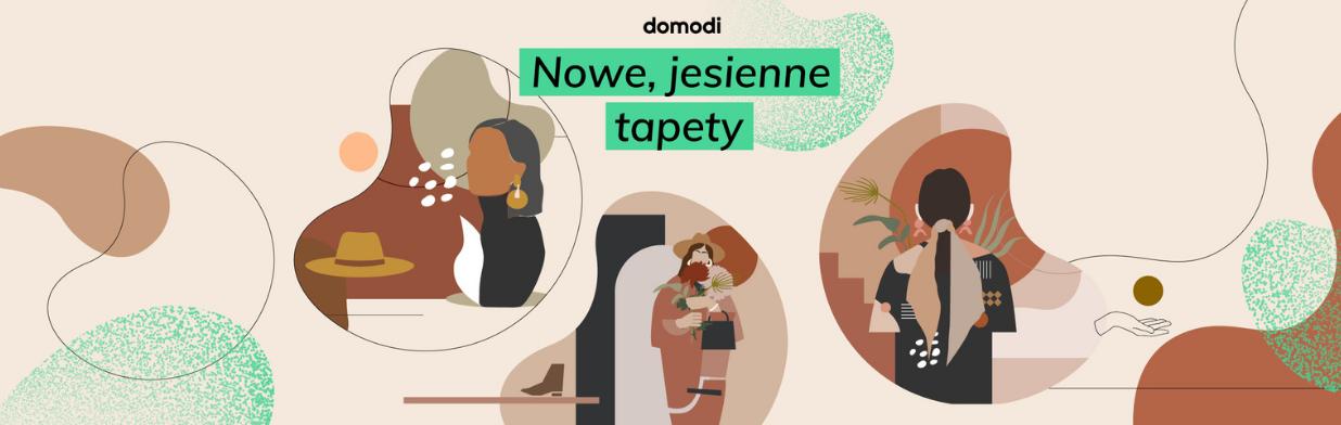 Nowe jesienne tapety Domodi już dostępne! [POBIERZ]