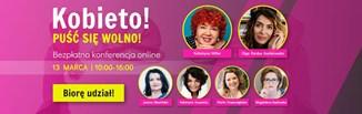 O kobietach w damskich gronie - niezwykła konferencja dla zwykłych kobiet pod patronatem Domodi
