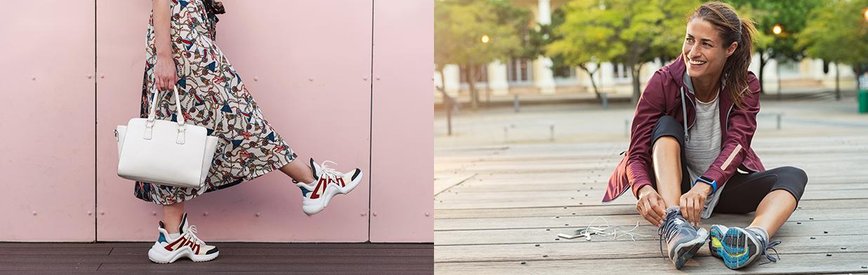 Obuwie Sportowe Damskie Modne Sneakersy Od A Do Z Trendy W Modzie W Domodi