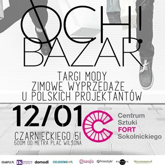 OCH! BAZAR WINTER SALE