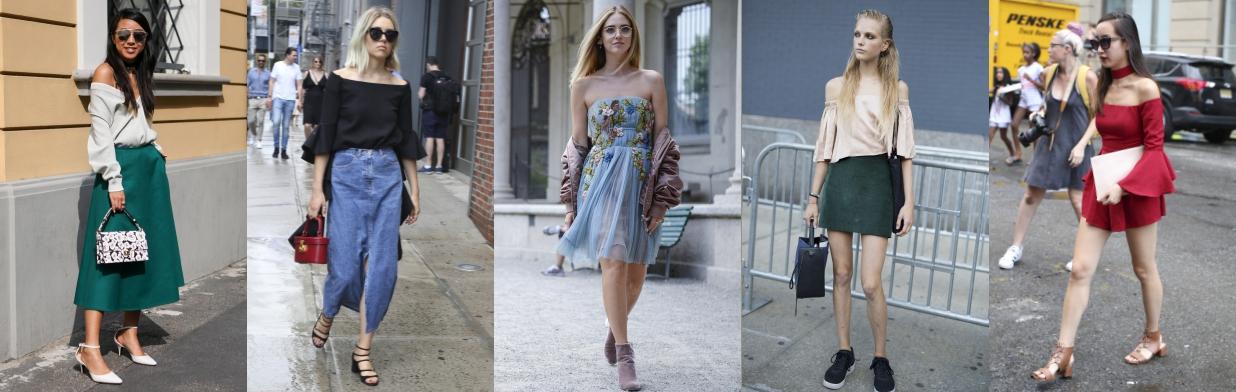 7e7f9e1c5b Odkryte ramiona - dla kogo i jak nosić  - Trendy w modzie w Domodi