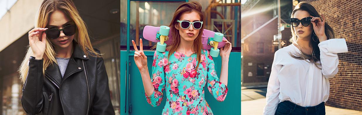 Okulary przeciwsłoneczne damskie na lato 2020 - te modele będą hitem!