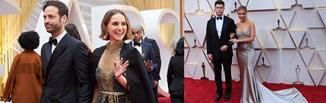 Oscary 2020: najlepsze stylizacje z czerwonego dywanu