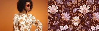 Paisley - modny turecki wzór, który powraca co sezon. Dowiedz się, jak go nosić!