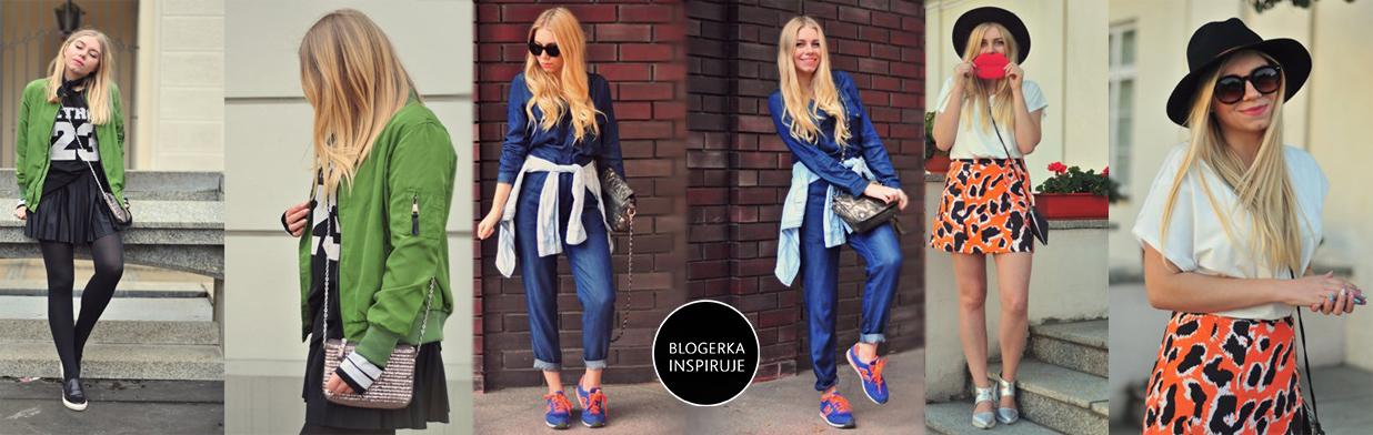 Jeans, bomber.... i 5 trendów na wiosnę!