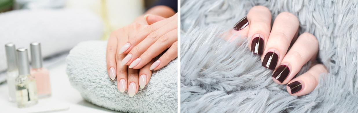 Paznokcie na jesień 2019 - pomysły na modny manicure