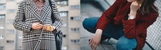 Pepitka - jak nosić i z czym zestawiać ubrania w pepitkę? Stylizacje dla kobiet w każdym wieku