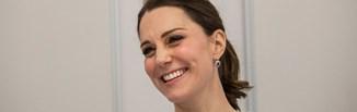Pierwsza stylizacja księżnej Kate po porodzie!