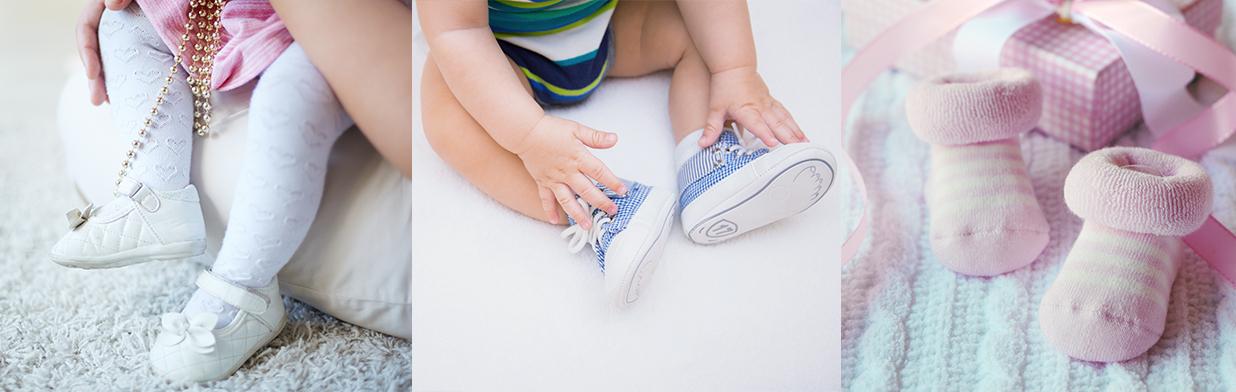 Pierwsze buty dla dziecka - musisz je mieć na początek!