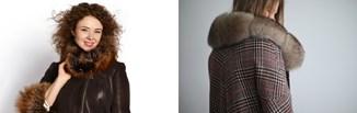 Płaszcz z futrzanym kołnierzem – hit sezonu w modnych i przytulnych stylizacjach na chłodniejsze dni