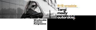 Polska moda, produkty eko i krajowa scena artystyczna. FMS przenosi się do Wrocławia