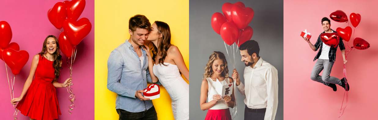 Prezenty na Walentynki dla Niej i dla Niego - propozycje do 50 i 100 zł!