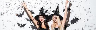 Przebrania na Halloween 2019 - proste pomysły na straszne stylizacje
