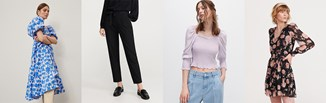 Reserved: wyprzedaż kolekcji letniej - upoluj modne ubrania i dodatki w niskich cenach!