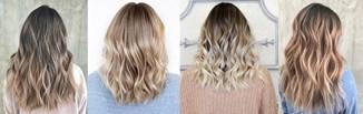 Reverse baleyage, czyli odwrócony balejaż dla blond włosów. Poznaj hit koloryzacji 2021!