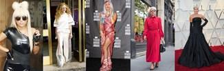 Rewolucje stylu: Lady Gaga kiedyś i dziś