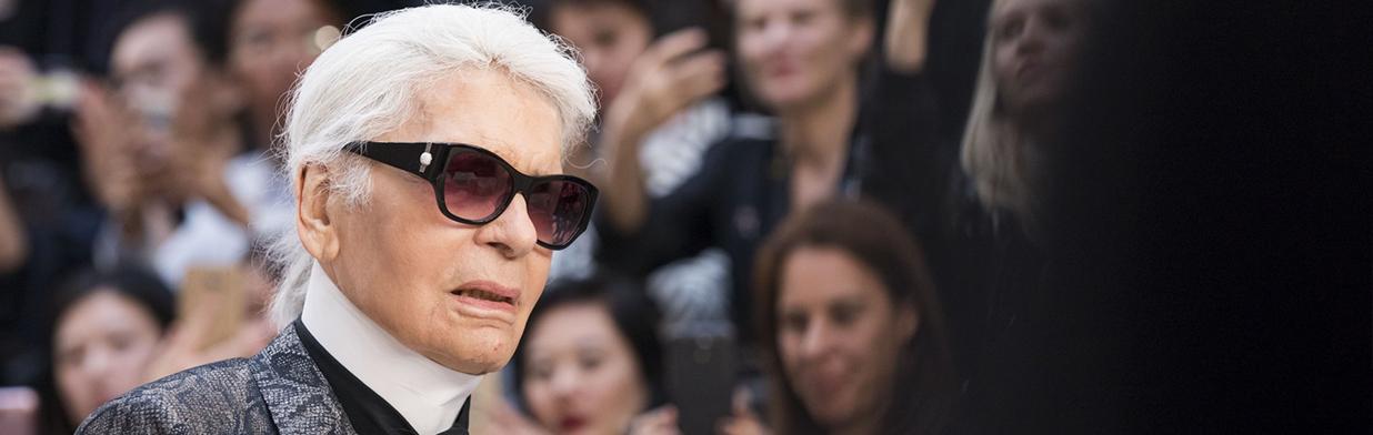 Rocznica śmierci Karla Lagerfelda - wspominamy mistrza
