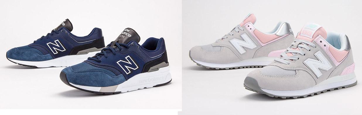 Rozmiarówka New Balance - jak dobrać buty damskie, męskie i dziecięce? Tabela rozmiarów i przewodnik