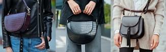 Saddle bag i inne modne torebki na wiosnę/lato 2020