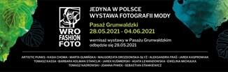 Siódma edycja wystawy fotografii mody Wro Fashion Foto. Domodi patronem medialnym wydarzenia!