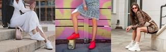 Sportowa elegancja - stylizacje dla kobiet na 2021 rok według blogerek modowych
